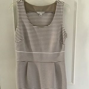 Banana Republic Striped Casual Dress 6